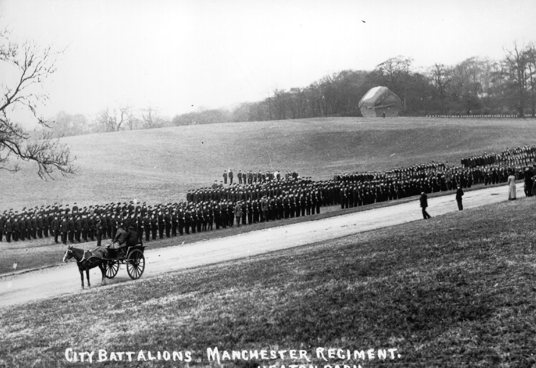 Heaton Park City Battalion