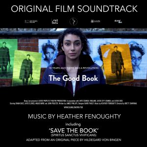 Cover Art for The Good Book Film Soundtrack Album