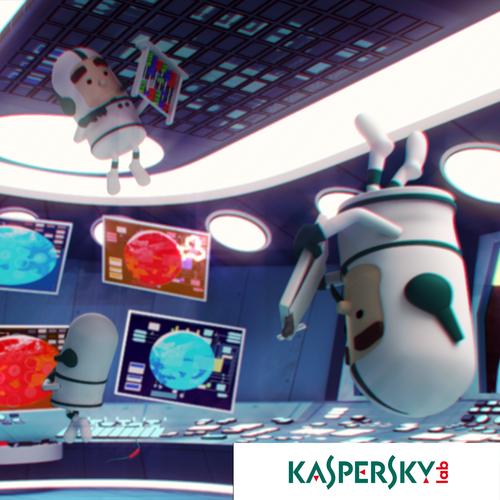 Kaspersky Shorts | Kilogramme Animation