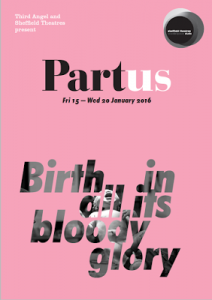 Partus - Birth in all its Bloody Glory poster