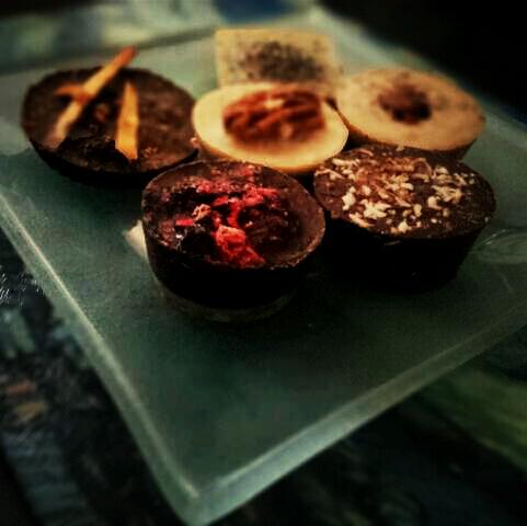 Raw Chocolate from Happy Herbi
